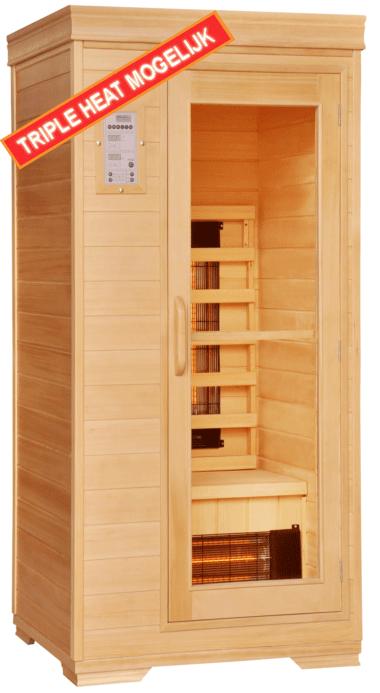 sauna infrarood MediCab 1