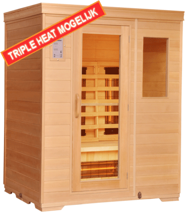 sauna infrarood MediCab 4