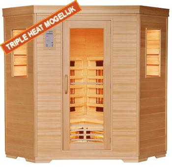 sauna infrarood MediCab 7
