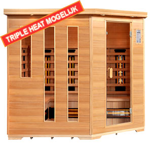 sauna infrarood Medicab 9