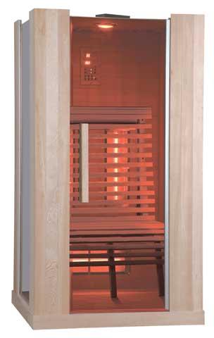 sauna infrarood Relax Design 110