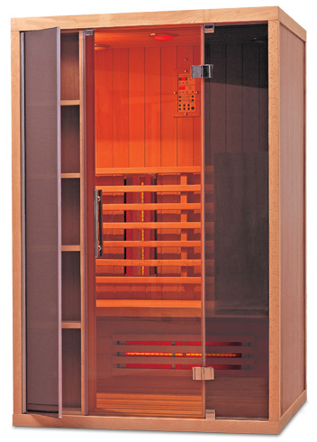 sauna infrarood Relax Design 130 Deluxe