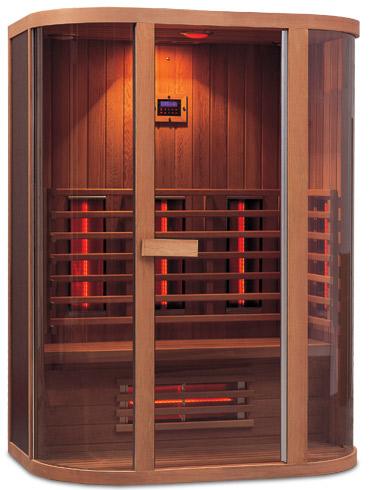 sauna infrarood Relax Design 150 Deluxe