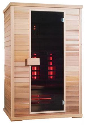 sauna infrarood VIP 3