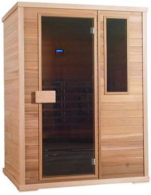 sauna infrarood VIP 5