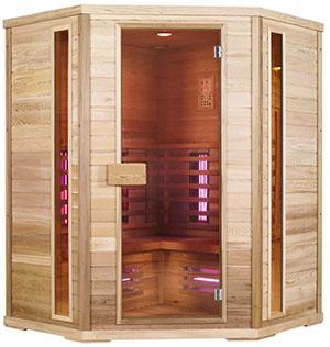 sauna infrarood VIP 6