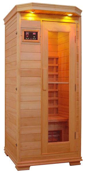 sauna infrarood Relax Single