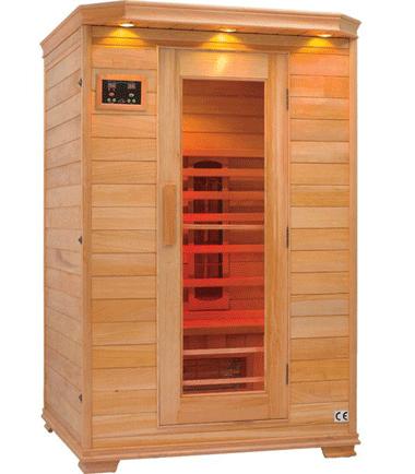 sauna infrarood Relax Double
