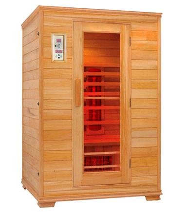 sauna infrarood Relax Double XL