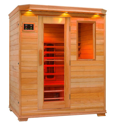 sauna infrarood Relax Triple
