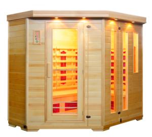 sauna infrarood Relax Deluxe L