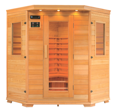 sauna infrarood Relax Triple 90