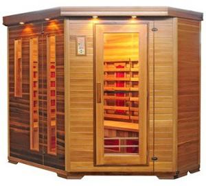 sauna infrarood Relax Deluxe R