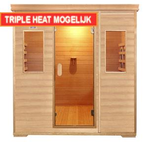 sauna infrarood medicab 6