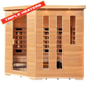 sauna infrarood Medicab 8