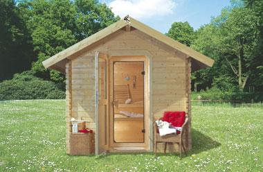 sauna Buitensauna 1