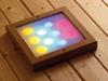 Hoogwaardige kleurentherapiegeschikt voor IR sauna en Finse sauna. Kleurentherapie heeft een extra hoge lichtopbrengst en wordt geleverd met een draadloze afstandsbediening. Beschikbare kleuren: rood, geel, groen, blauw en wit (ook met automatisch kleurenverloop beschikbaar)