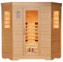 infrarood sauna MediCab 7