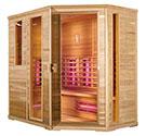 infrarood sauna VIP 9