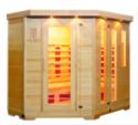 infrarood sauna Medicab 8 special