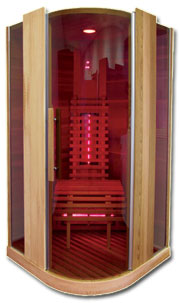 infrarood sauna Relax Design 100c