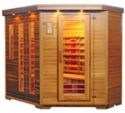 infrarood sauna Medicab 9 special