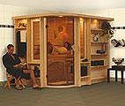 sauna cremona