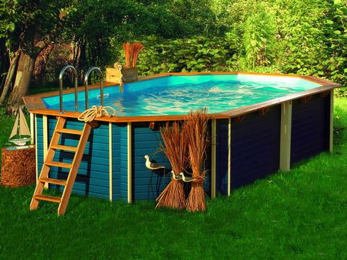 Houten Zwembaden